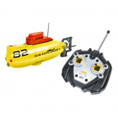 Sous-marin radiocommandé : Sub explorer II