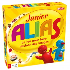 Alias Junior : Fais deviner des images !