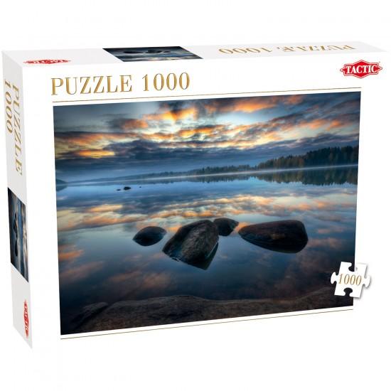 Puzzle 1000 pièces : Cloud - Tactic-40875