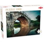 Puzzle 1000 pièces : Derrière le pont