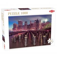 Puzzle 1000 pièces : Gratte-Ciel à New-York