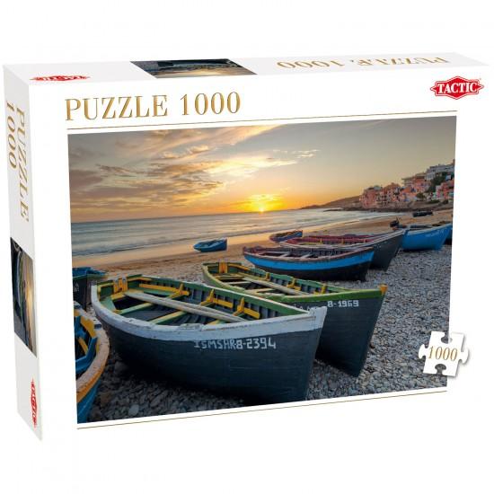 Puzzle 1000 pièces : Maroc - Tactic-40906
