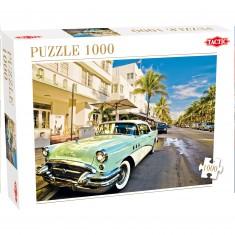 Puzzle 1000 pièces : Miami Beach
