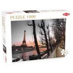 Puzzle 1000 pièces : Paris et la Tour Eiffel
