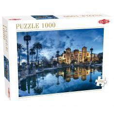 Puzzle 1000 pièces : Pavillon Mudéjar