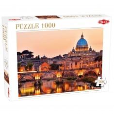 Puzzle 1000 pièces : Rome, Italie