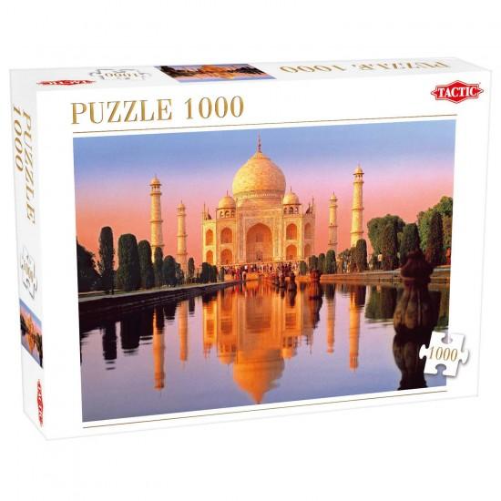Puzzle 1000 pièces : Taj Mahal - Tactic-52837