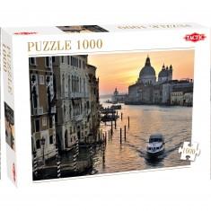 Puzzle 1000 pièces : Venise
