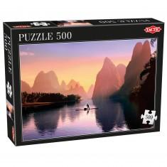 Puzzle 500 pièces : Chine