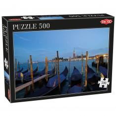 Puzzle 500 pièces : Venise