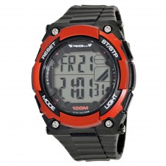 Montre LCD RG512 Rouge