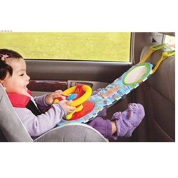 mobile pour voiture volant de voiture musical jeux et jouets taf toys avenue des jeux. Black Bedroom Furniture Sets. Home Design Ideas