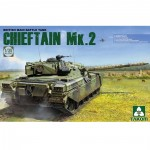 Maquette char : Chieftain Mk. 2