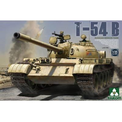 Maquette char russe T-54 B Late Type - Takom-TAKOM2055