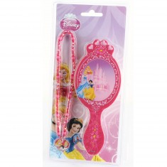 Brosse et collier Princesses Disney