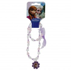 Collier La Reine des Neiges (Frozen) : Anna