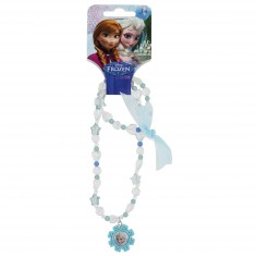 Collier La Reine des Neiges (Frozen) : Elsa