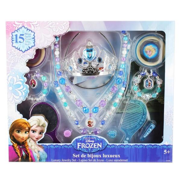 Grand set de bijoux la reine des neiges frozen jeux et jouets taldec avenue des jeux - Tout les jeux de la reine des neiges gratuit ...