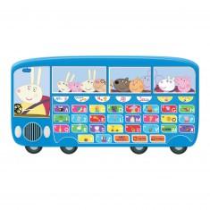 Le bus alphabet de Peppa Pig