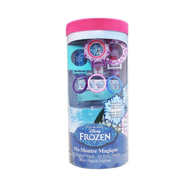 ma montre magique la reine des neiges frozen jeux et jouets taldec avenue des jeux. Black Bedroom Furniture Sets. Home Design Ideas