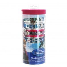 Mes bracelets La Reine des Neiges (Frozen)