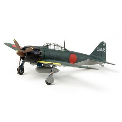 Maquette avion: Mitsubishi A6M5 Zero - Tamiya-60779