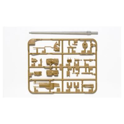 Accessoire : Canon aluminium Panther D - Tamiya-12664