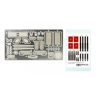 Accessoire maquette : Photo-découpe pour Ferrari FXX K (24343) - Tamiya-12668
