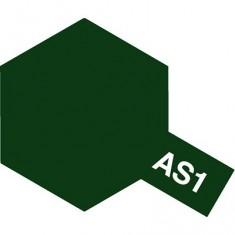 AS1 - Bombe aérosol - 90 ml : Vert Foncé