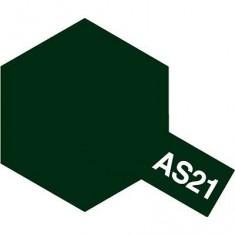 AS21 - Bombe aérosol - 90 ml : Vert Foncé Nuit