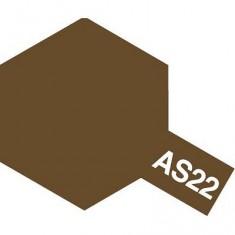 AS22 - Bombe aérosol - 90 ml : Terre Foncé