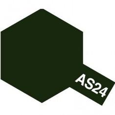 AS24 -  Bombe aérosol - 90 ml : Vert Foncé