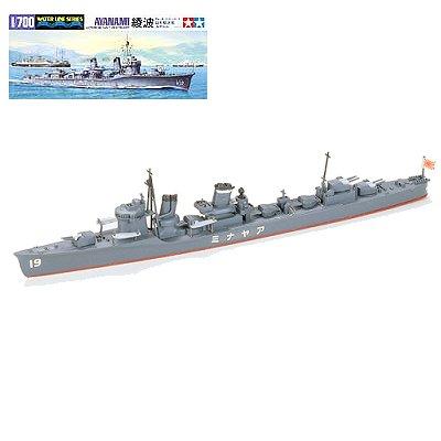 Maquette bateau: Destroyer japonais Ayanami  - Tamiya-31405