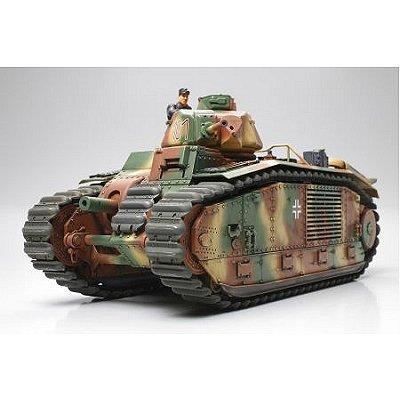 Maquette Char: B1 B4is Armée Allemande - Tamiya-35287