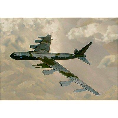 Maquette avion: Boeing B52D Stratofortress - Tamiya-60025