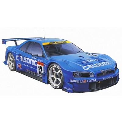 Maquette voiture : Calsonic Skyline GT-R 2003 - Tamiya-24272