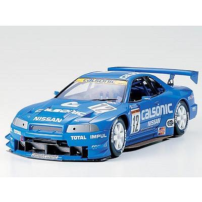 Maquette voiture : Calsonic Skyline GT-R R34 - Tamiya-24219