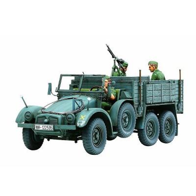 Maquette Camion militaire Krupp Protze avec figurines - Tamiya-35317