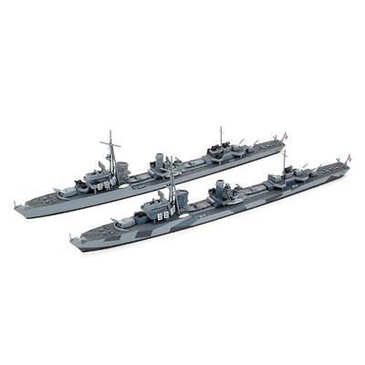 Maquettes bateaux: Destroyers Z Barbara - Tamiya-31908