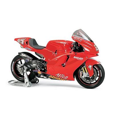 Maquette Moto: Ducati Desmosedici - Tamiya-14101