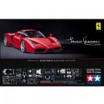 Maquette voiture : Enzo Ferrari Rouge