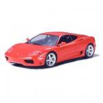 Maquette voiture : Ferrari 360 Modena Rouge