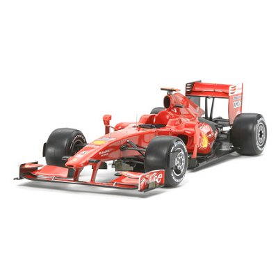 maquette formule 1 ferrari f60 tamiya rue des maquettes. Black Bedroom Furniture Sets. Home Design Ideas