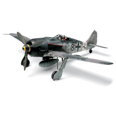 Maquette avion: Focke Wulf FW190A  8 - Tamiya-61095