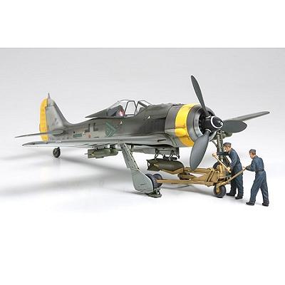 Maquette avion: Focke Wulf FW190F - 8 / 9 - Tamiya-61104