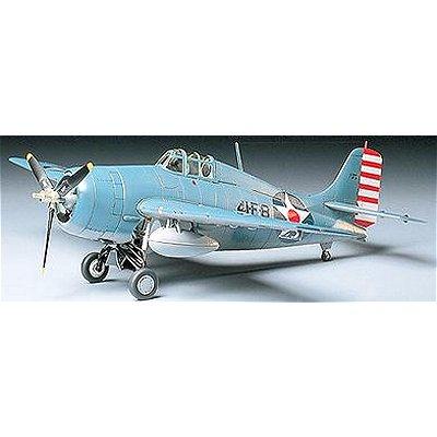 Maquette avion: Grumman FAF-4 Wildcat - Tamiya-61034