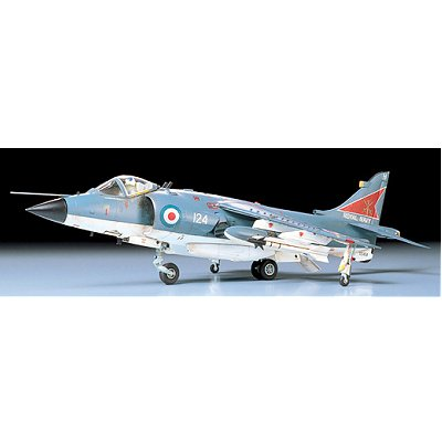 Maquette avion : Hawker Sea Harrier - Tamiya-61026