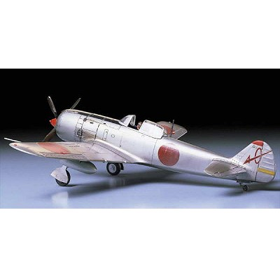 Maquette avion: Hayate chasseur Japonais - Tamiya-61013