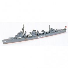 Maquette bateau: Destroyer japonais Hibiki
