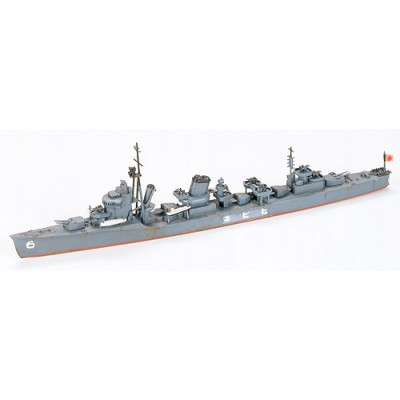 Maquette bateau: Destroyer japonais Hibiki  - Tamiya-31407